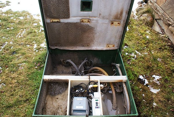 Сервисное обслуживание автономной канализации Астра